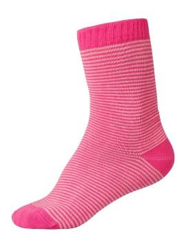 Reima kojinės My Day. Spalva rožinė / dryžuota