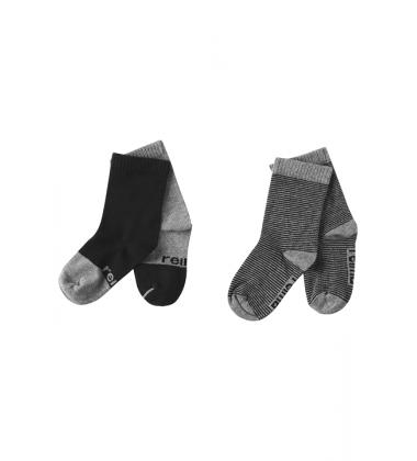 Reima kojinės My Day. Spalva pilka / juoda