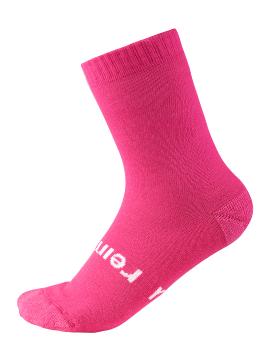 Reima kojinės WARMWOOLMIX. Spalva ryškiai rožinė
