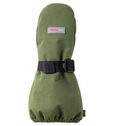 Reimatec® kumštinės pirštinės OTE. Spalva žalia / chaki