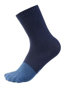 Reima kojinės MyDay. Spalva tamsiai mėlyna 2019