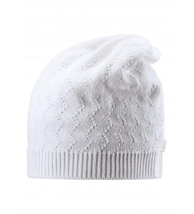 Reima pavasario kepurė JASPILITE. Spalva balta