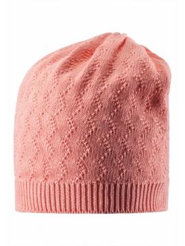 Reima pavasario kepurė JASPILITE. Spalva švelniai oranžinė