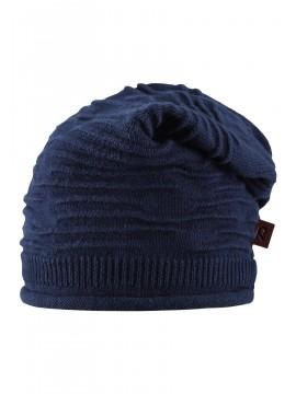 Reima pavasario kepurė WOVE. Spalva tamsiai mėlyna