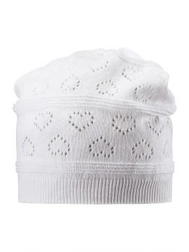 Reima rudens / pavasario kepurė PUMICE. Spalva balta