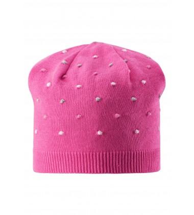 Reima pavasario kepurė Bilberry. Spalva rožinė