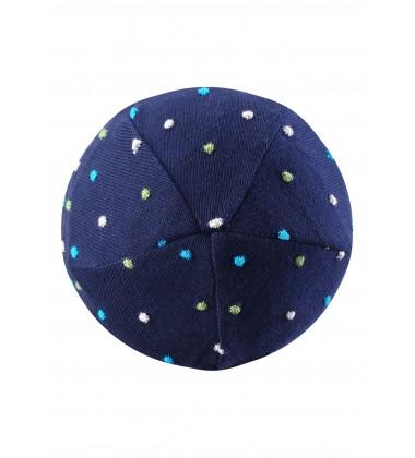 Reima pavasario kepurė Bilberry. Spalva tamsiai mėlyna