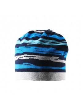 Reima pavasario kepurė Cannoli. Spalva mėlyna / pilka