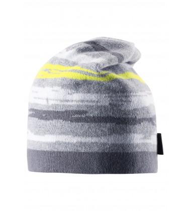 Reima pavasario kepurė Cannoli. Spalva pilka  /geltona
