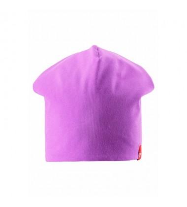 Reima pavasario kepurė Frappe. Spalva violetinė / žalsva