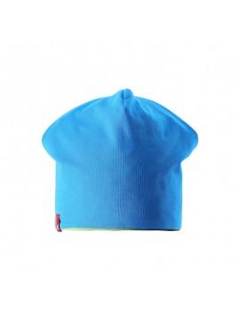 """Reima pavasario kepurė Frappe. Spalva žydra / tamsiai mėlyna """"džinso"""""""