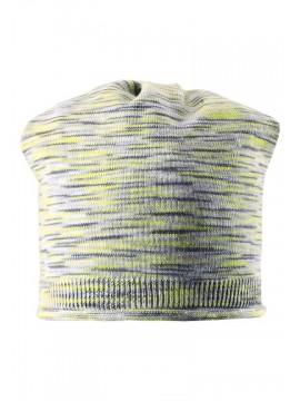 Reima pavasario kepurė Bessen. Spalva pilka / geltona