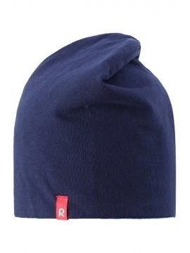 Reima pavasario kepurė Trappa. Spalva tamsiai mėlyna