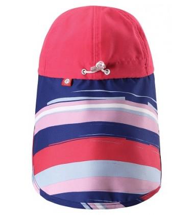 Reima kepurė su UV filtru ALYTOS. Spalva mėlyna / raudona