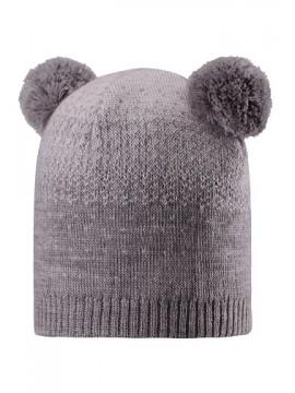 Reima žiemos kepurytė Saana. Spalva pilka