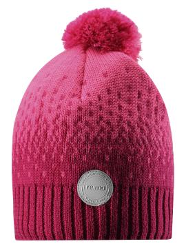 Reima kepurė Luola. Spalva bordo / rožinė