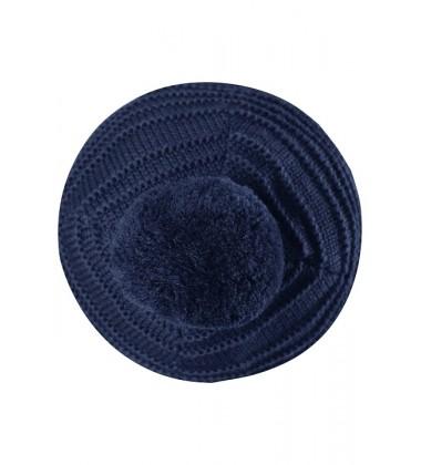 Reima kepurė Hurmos. Spalva tamsiai mėlyna