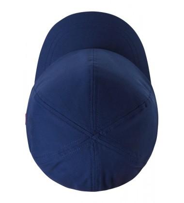Reima kepurė su UV filtru Tropisk. Spalva mėlyna / geltona
