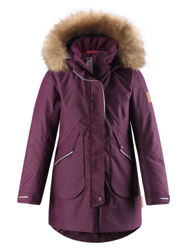 Reimatec žiemos striukė Inari. Spalva violetinė