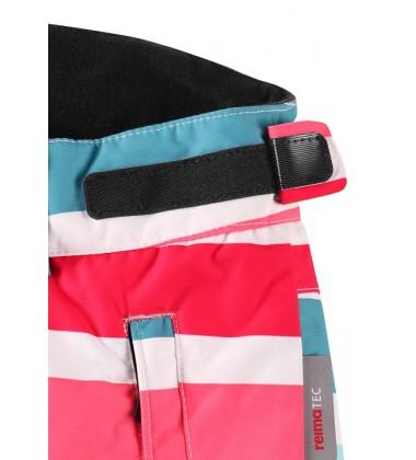Reimatec® žiemos kelnės Terrie . Spalva geltona / mėlyna / rožinė / balta - užsakoma prekė