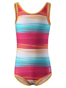 Reima maudymosi kostiumėlis SUMATRA. Spalva mėlyna/ rožinė/ geltona/ balta