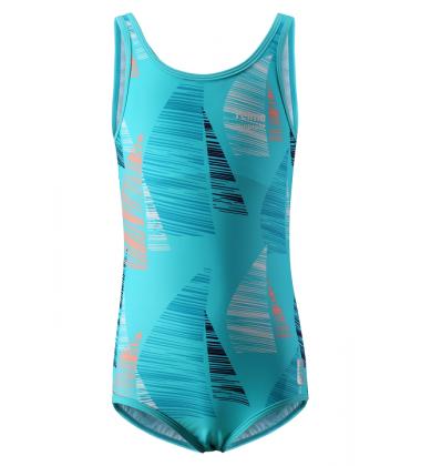 Reima maudymosi kostiumėlis SUMATRA. Spalva žydra su printu