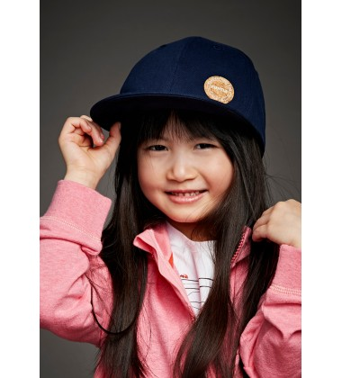Reima kepurė su snapeliu Touko. Spalva tamsiai mėlyna