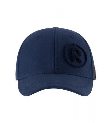 Reima kepurė su snapeliu LYKKE. Spalva tamsiai mėlyna