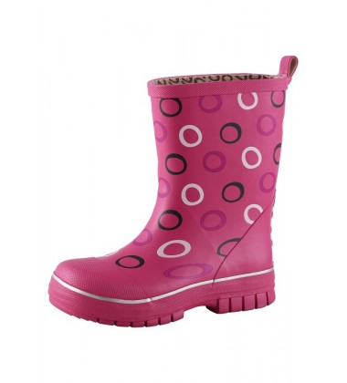 Reima guminiai batai COLTAN. Spalva rožinė