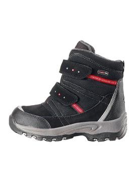 Reimatec® sniego batai VISBY. Spalva juoda / raudona