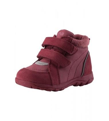 Reima demisezoniniai batai Lotte. Spalva tamsiai rožinė