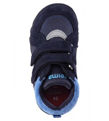 Reima demisezoniniai batai Lotte. Spalva tamsiai mėlyna
