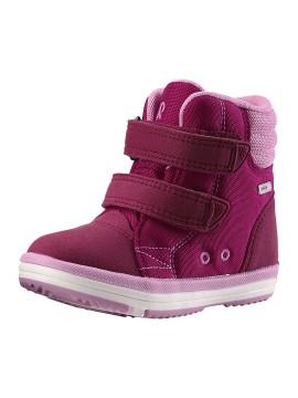 Reimatec® demisezoniniai batai PATTER. Spalva tamsiai rožinė