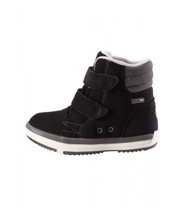 Reimatec® demisezoniniai batai PATTER. Spalva juoda