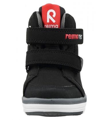 Reimatec® demisezoniniai batai PATTER. Spalva juoda 2021m.
