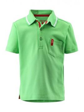 Reima marškinėliai TRINIDAD. Spalva žalia