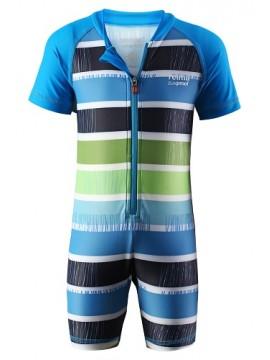 Reima maudymosi kostiumėlis ODESSA. Spalva mėlyna dryžuota