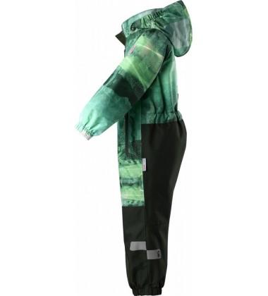 Reimatec® demisezoninis kombinezonas KARIKKO. Spalva žalia