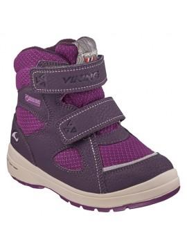Viking žiemos batai ONDUR GTX. Spalva violetinė