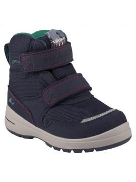 Viking žiemos batai TOKKE GTX. Spalva mėlyna / žalia