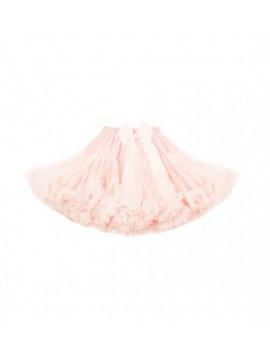 Manufaktura Falbanek tiulio sijonas. Spalva šviesiai rausva