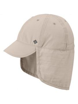 Columbia vasaros kepurė Junior Cachalot. Spalva kreminė