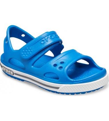Crocs Crocband Sandal basutės. Spalva mėlyna