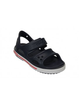 Crocs Crocband II Sandal basutės. Spalva tamsiai mėlyna / balta