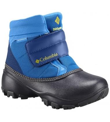 Columbia žiemos batai Rope Tow III KRUSER. Spalva mėlyna