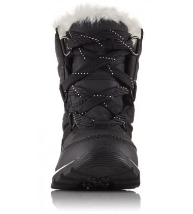 Sorel žiemos batai WHITNEY SHORT LACE. Spalva juoda