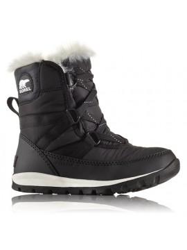 Sorel žiemos batai WHITNEY SHORT LACE. Spalva juoda 2018