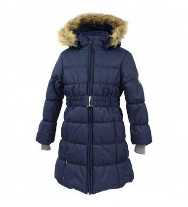 Huppa Žiemos Paltukas Mergaitėms YACARANDA. Spalva Tamsiai Mėlyna