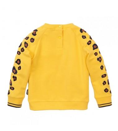 Koko - Noko džemperis mergaitei. Spalva geltona