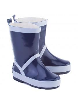 Playshoes guminiai botai. Spalva tamsiai mėlyna